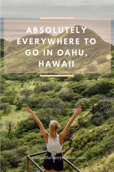 The best sites to see in Oahu, Hawaii. where to eat, what to do and what to wear in #Honolulu #Oahu #Hawaii