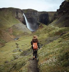 """25.2k Likes, 187 Comments - ROAM THE PLANET (@roamtheplanet) on Instagram: """"@alliemtaylor walking through paradise - #iceland Share your story: #roamtheplanet"""""""