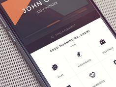 UX/UI design designed by Cuberto. the global community for designers and creative professionals. Web Design, App Ui Design, Dashboard Design, User Interface Design, Flat Design, Mobile Application Design, Mobile Ui Design, Web Application, Android Design