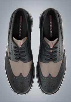 Dapper Man #Prada #mensfashion #shoes