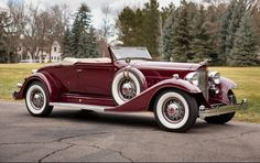 1933 Packard Twelve 1005 Coupe Roadster | Gooding & Company