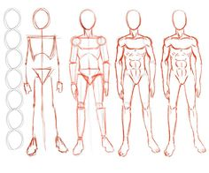 How to draw anime bodies draw anime body figures step by step tutorial for sockydominiq im not an expert on arms or legs so this ccuart Gallery