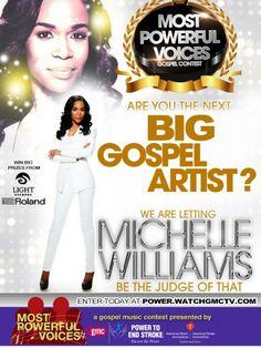 Next big voice
