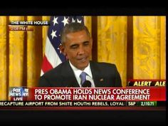"""President Stompy Feet Holds A Press Conference To Defend Iran Nuclear Deal…   The Last Refuge   7.15.15   """"After the presser Major Garret discussed his question via CBS. Kudos to Major Garrett for being the only reporter to ask a pointed question.  !!!"""