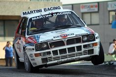 Lancia Delta Integrale HF Shared by Motorcycle Fairings - Motocc Sport Cars, Race Cars, Lancia Delta Integrale, Rallye Wrc, Rally Raid, Hatchback Cars, Martini Racing, Old School Cars, Motor Car