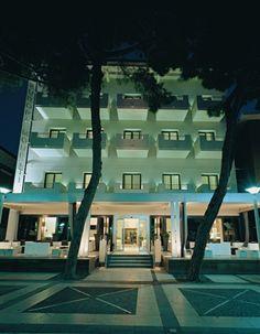 Welcome in Hotel Europa Monetti
