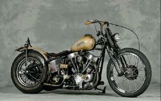 Rat, old school, bobber, call it whatever you like it's beautiful!!!!