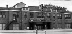 Coliseum Building at Lansdowne Park, in July 1961.