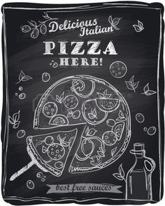 chalkboard restaurant signs - Google Search