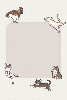 Cat lover pattern note paper template vector   premium image by rawpixel.com / marinemynt Cat Doodle, Note Doodles, Cat Vector, Vector Graphics, Notes Template, Cute Notes, Kawaii Wallpaper, Cute Cartoon Wallpapers, Writing Paper