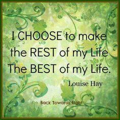 My life, my choices!