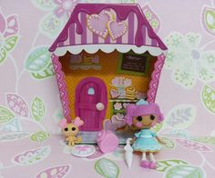 Mini Lalaloopsy Doll Shoppes Collection
