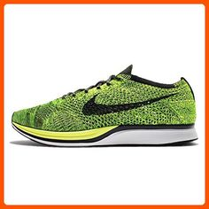 6bd44a2be60 Men s Nike Flyknit Racer Running-Shoes - 526628 731 Size5.5 D(M