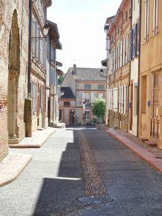 Toulouse, Le Village, Clermont, Beaux Villages, Most Beautiful, City, Paisajes, Antique Pictures, Ride Or Die