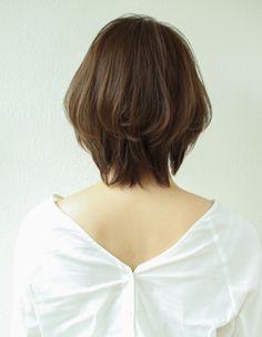 Asian Short Hair, Short Thin Hair, Girl Short Hair, Short Hair Cuts, Haircuts For Medium Hair, Cute Hairstyles For Short Hair, Hair Dyed Underneath, Shot Hair Styles, Cut My Hair