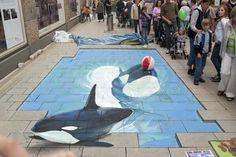 3D Orcas