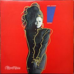 """Janet Jackson's collaborations with songwriters and record producers Jimmy Jam and Terry Lewis on """"Control"""" resulted in an unconventional sound: a fusion of rhythm and blues, funk, disco, pop vocals, and synthesized percussion that established Jackson, Jam and Lewis as the leading innovators of contemporary R&B. It enabled Jackson to transition into the popular music market as """"Control"""" became one of the defining albums of the 1980s. (Vinyl LP)"""