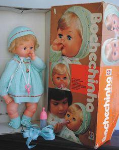 Scrap da Ana Caldatto: Boneca Bochechinha da Estrela 1978