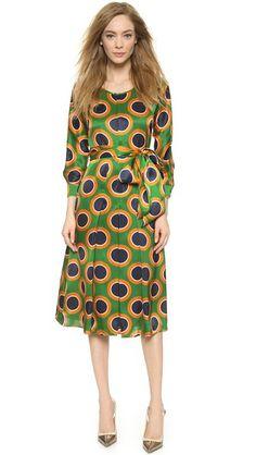 DSQUARED2 silk dress