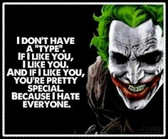 Relateable on so many levels Joker Qoutes, Best Joker Quotes, Badass Quotes, Le Joker Batman, Heath Ledger Joker, Joker And Harley Quinn, Wisdom Quotes, True Quotes, Funny Quotes