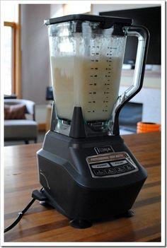 Making Rice Milk With The Ninja Mega Kitchen System