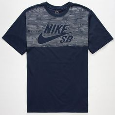 NIKE SB Dri-FIT Woodgrain Reflective Mens T-Shirt 244417210 | Graphic Tees