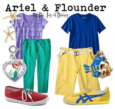 Disney-inspired Homes | The Joy of Disney: Ariel & Flounder (Little Mermaid)