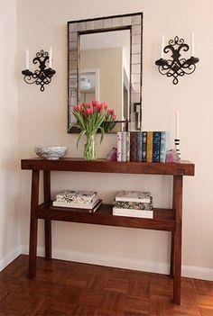 Image result for hall de entrada apartamento pequeno