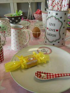 Living-Sweets Frühstück  http://living-sweets.com/krasilnikoff  #Krasilnikoff #shabby #vintage #living