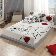 Draps Design, Girls Bedroom, Bedroom Decor, Bed And Beyond, Designer Bed Sheets, Curtain Room, Lit Simple, Room Shelves, Bed Covers
