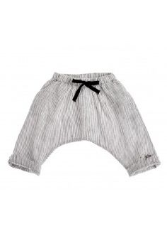 TOCOTO Striped Baby Pants