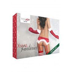 Pomysł na pezent - Zestaw Świąteczny Erotyczne Fantazje   http://sexshop112.pl/30-pomysl-na-prezent