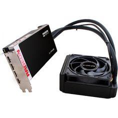 SAPPHIRE RADEON R9 FURY X, 4GB HBM, HDMI, 3X DISPLAYPORT