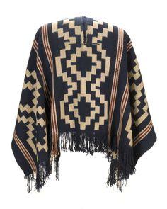 Mapuche Chief's poncho