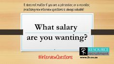 Firstly, Never Bring Up Salary In A First Interview. Rather Wait Until You  Have