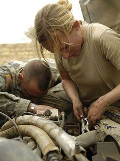 Army- Women in Army