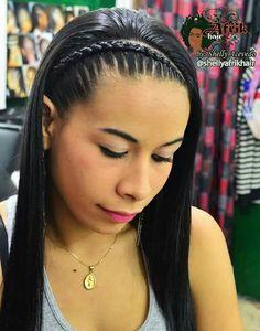 Adorable Flower Girl Hairstyles for Wedding Day Messy Bun Hairstyles, African Braids Hairstyles, Girl Hairstyles, Hairstyle For Wedding Day, Medium Hair Styles, Curly Hair Styles, Pinterest Hair, Braid Styles, Hair Hacks