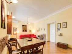 Aventino-testaccio Apartment Rental: 8 Guests, Free Wi-fi, Air Conditioning, Classy And Comfortable | HomeAway | Rome