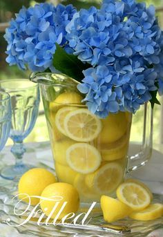 A Little Loveliness: Tablescapes