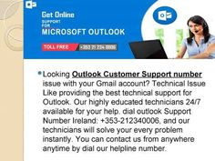Outlook Customer Support number for technical issues like, ending attachment, sending mail problems file issues, spam mails issues or any other technical problems Contact Us any Time customer support, we are third party Outlook Technical Support Number +353 21 234 0006  provider and provider 24*7 support.