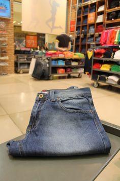 TacoCalça jeans masculina Reta VintageR$ 95,00