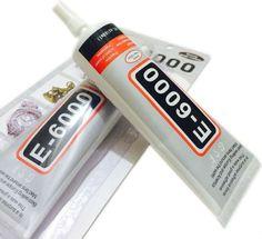 Cola E 6000 E6000 E-6000 Artesanato