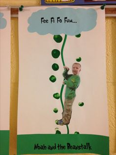"""Jack and the Beanstalk"" Crafts"