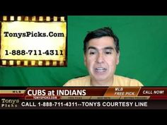 Chicago Cubs vs. Cleveland Indians Pick Prediction Game 1 MLB Playoff Ba...