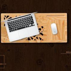 Lap Desk Wood Laptop Stand Laptop desk Laptop tray Lapdesk | Etsy Laptop Tray, Laptop Stand, Desktop Organization, Office Organization, Gifts For Husband, Gifts For Friends, Computer Shelf, Oak Veneer Plywood, Portable Desk
