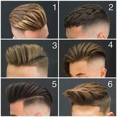 style hair man