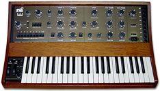 Vintage Synth Explorer | RSF Kobol