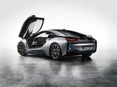 BMW presenteert de productieversie van de i8