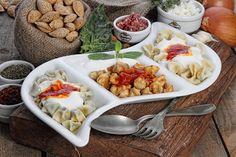 """""""Badem Mantı""""turkish food afiyet olsun bon appetit all"""