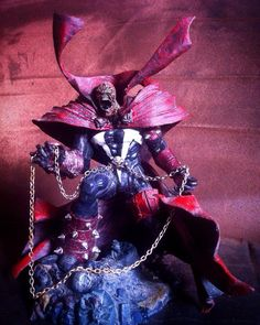 Mis coleccionables: Spawn issue 85 (Angry Spawn) McFarlane Toys